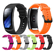 cheap -Replacement Wristband for Samsung Gear Fit 2 Pro / Fit 2 Replacement Silicone Smartwatch Watch Strap For Samsung Gear Fit 2 Pro/ Fit 2