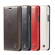 cheap -CaseMe Luxury Business Leather Magnetic Flip Case For iPhone 11 / 11 Pro / 11 Pro Max / SE2020 / Xs Max / Xr / Xs / X / 8 Plus / 7 Plus / 6 Plus / 8 / 7 / 6 With Wallet Card Slot Stand Case Cover