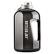 Sport Bottle PP Portable Sport Drinkware big capacity 4.1L with scale line small handle