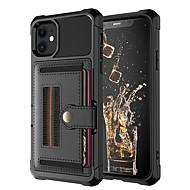 Luxus Magnetkartenhalter Handyhülle für iPhone Se (2020) 11 Pro Max XR XS Max X 7 8 plus Brieftasche Soft TPU Leder Schutzhülle