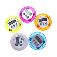 abordables -lcd numérique cuisine compte à rebours magnétique minuterie arrière stand minuterie de cuisson compter jusqu'à réveil gadgets de cuisine outils de cuisine