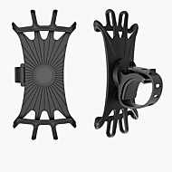 cheap -Universal Bicycle Mobile Phone Stand Motorcycle Stand Silicone Stand for IPhone Android