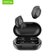cheap -QCY T9S TWS Stereo Wireless Earbuds Mini Bluetooth Earphones Waterproof IPX4 Auto Pairing Headphones