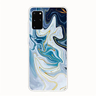 cheap -Marble X Cases For Samsung Galaxy A01 / A11 / A21 / A41 / A51 / A71 / A81 / A91 / A50 / A10 Case Soft TPU Back Cover For Galaxy S20 / S20Plus / S20 Ultra / S10 Lite / S10E case Phone Case cover
