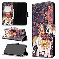Case For Huawei P40 Lite/P30 Pro/ Honor 9X Pro Wallet / Card Holder / with Stand Full Body Cases Animal PU Leather For Mate 30 Lite/Honor 8A/10 Lite/P20 Lite 2019/P Smart Plus/Y6 2019