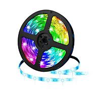 abordables -hkv® 5m tiras de luz led luces tiktok flexibles ip20 300led smd 2835 cinta de diodo de 8 mm 12v cinta led ledstrip para el hogar