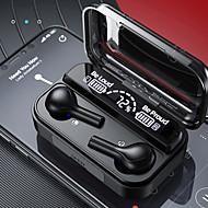 cheap -Imosi TWS Wireless Bluetooth 5.0 Earbuds LED Display Mini 2000mAh Sports Waterproof Headphones Gaming Earphones For iPhone HUAWEI