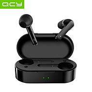 cheap -QCY T3 TWS True Wireless Earbuds Wireless Bluetooth 5.0 Stereo Waterproof IPX4 Auto Pairing Headphone