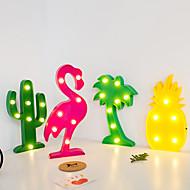 economico -luce notturna a led decorazione natalizia per casa bar camera da letto luce modellistica per interni albero di natale fenicottero cactus ananas