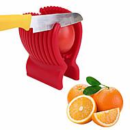 cheap -Fruit And Vegetable Slicing Tool Slicing Tomato Clip Lemon Slicer Tomato Slicer