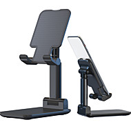 cheap -Adjustable Mirror Desktop Tablet Holder Table Cell Foldable Extend Support Desk Mobile Phone Holder Stand For iPhone iPad