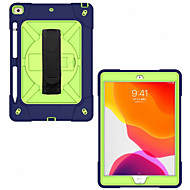 cheap -Case For Apple iPad Air iPad Mini 4 iPad (2018) Shockproof Back Cover Solid Colored Plastic Silica Gel for iPad 6 iPad Mini 5 iPad 10.2 iPad 2017
