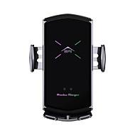 저렴한 -자기 흡입 헤드 다기능 전화 스탠드 e6 자동차 충전기 모든 휴대 전화에 적합한 스마트 무선 빠른 충전