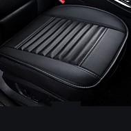 autosæde dækning pu skridsikker autostol pude dæk autostol pude Pu læder pude åndbar bil forsæde dækning i fire sæsoner