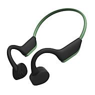 cheap -LITBest J20 Bone Conduction Headphone Wireless Earphone Bluetooth5.0 Stereo Waterproof Outdoor Sport Headset With Volume Control