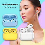 cheap -LITBest Macaron TWS 3 True Wireless Earbuds Bluetooth 5.0 Headphones Wireless Charging Rename GPS Find My Devices (iOS) 1 to 1 Replica for Android iOS Windows Smartphones