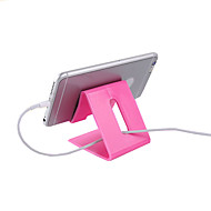 cheap -Mobile Phone Holder Universal Non-slip Plastic Tablet Desk Stand Shock-proof Silicone Lazy Bracket Home Office Supplies