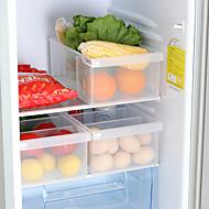 economico -scatola di plastica 1 pz con 3 griglie per la conservazione degli alimenti da cucina e frigorifero