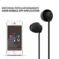 cheap -X5s Silicone Sleep Earphones Are Light Soft And Compact With 3.5mm Interface Compatible With a Variety Of Devices