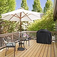 economico -griglia per barbecue impermeabile copertura per barbecue protezione UV per esterno antipioggia per griglia antipolvere per barbecue