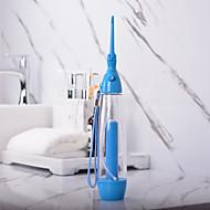 رخيصةأون -جهاز تنظيف الأسنان اليدوي بضغط الهواء المحمول فلوشير الأسنان منظف الأسنان عن طريق الفم 75 مللي