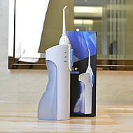 رخيصةأون -فلوشير الأسنان الكهربائية المنزلية منظف الأسنان المحمولة منظف الأسنان منظف الأسنان مادة ABS الري الفم