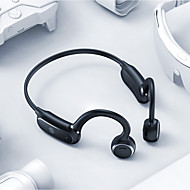 cheap -LITBest Bone Conduction Headphone Bluetooth5.0 Stero Touch Control Waterproof With Microphone For Sport