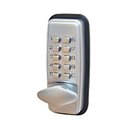 voordelige -304 roestvrij staal wachtwoord slot smart home beveiligingssysteem deurslot thuis villa kantoor hotel appartement composiet deur houten deur beveiliging deur pak voor linker deur rechter deur
