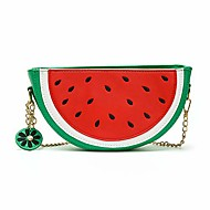 summer beach bag for womens cute watermelon small phone purse wallet with shoulder strap