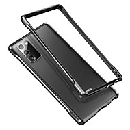 cheap -Case For Samsung Galaxy S20 Plus S20 Ultra S20 Note 20 Note 20Ultra Shockproof Ultra-thin Full Body Cases Transparent Tempered Glass Metal