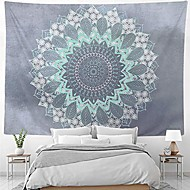 cheap -Mandala Bohemian Wall Tapestry Art Decor Blanket Curtain Picnic Tablecloth Hanging Home Bedroom Living Room Dorm Decoration Boho Hippie Psychedelic Floral Flower Lotus