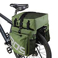povoljno -ROSWHEEL 35 L Panniers & Rack Trunk Prtljaga Bike Trunk Bags 3 u 1 Prilagodljivo Velika zapremnina Torba za bicikl 600D poliester PVC Torba za bicikl Torbe za biciklizam MTB / Cestovni bicikl