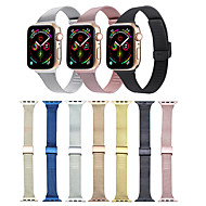 cheap -Watch Band for Apple Watch Series 5/4/3/2/1 Apple Classic Buckle / Milanese Loop Stainless Steel Wrist Strap