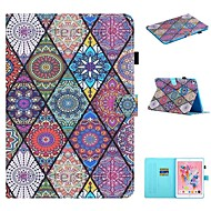 cheap -Case For Apple iPad Air3 10.5 10.2 2019 9.7 2017 2018 iPad Mini 12345 Wallet Card Holder with Stand Full Body Cases Scenery PU Leather