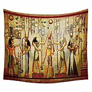 economico -arazzo egiziano da appendere a parete antica religione egiziana arazzo storico sfondo panno egitto personaggio egiziano per la casa dormitorio arredamento soggiorno. multi 78x59inc