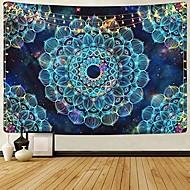 economico -mandala bohemien wall arazzo arte arredamento tenda coperta appeso casa camera da letto soggiorno dormitorio decorazione boho hippie psichedelico fiore floreale loto indiano