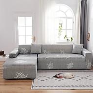abordables -Funda de sofá de 1 pieza, protector de muebles, funda de sofá, suave y elástica, funda de spandex, tela jacquard, ajuste perfecto para sofá de 1 ~ 4 cojines y sofá en forma de l, fácil de instalar