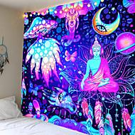 economico -arazzo appeso a parete decorazione artistica tenda coperta tovaglia da picnic appeso casa camera da letto soggiorno decorazione dormitorio serie fiaba negozio statua buddha divinazione monternet