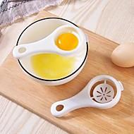 billige -eggeplommeseparator proteinseparasjon eggdelerverktøy 30stk 10stk hvitt kjøkkenutstyr verktøy bakervarer matlagingsverktøy kjøkkenutstyr 5stk 1stk engros for restaurant spisesal