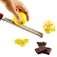 billige -ost sjokolade sitron rivjern frukt zester skarp holdbar skrape rustfritt stål kjøkkenverktøy sett