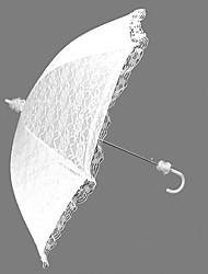 abordables -Poignée crochet Mariage Parapluie Parapluie Env.90cm