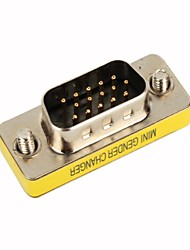 Недорогие -VGA 15-контактный адаптер, конвертер (SMQC048)