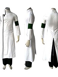cheap -Inspired by Code Gease Lloyd Asplund Anime Cosplay Costumes Japanese Cosplay Suits Patchwork Long Sleeve Coat / Shirt / Belt For Men's