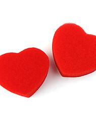Недорогие -магия собрать губкой красное сердце (сердце, показывающие и исчезают)
