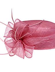 Недорогие -Камни и кристаллы / Хрусталь / Ткань Кентукки дерби шляпа / Диадемы / Головные уборы с Кристаллы 1 Свадьба / Вечеринка / ужин Заставка