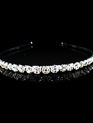 cheap -Copy To Gorgeous Crystals Wedding Bridal Headband/ Headpiece