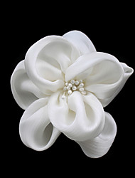 cheap -Women's Satin Imitation Pearl Headpiece-Wedding Special Occasion Casual Flowers