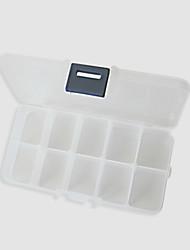 abordables -Rangements de maquillage Autre Cil / Ongle / Boucles d'oreille Classique Etui / Housse Quotidien Maquillage Cosmétique Plastique