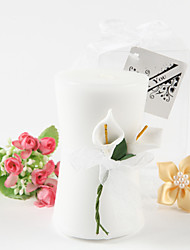 cheap -Floral Theme / Classic Theme / Holiday Candle Favors Candle Favors / Candles / Others Gift Box Spring / Summer / Fall