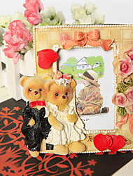 cheap -Bear Couple Photo Frame